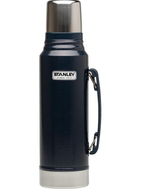 Stanley Classic Vacuum 1L Hammertone Navy